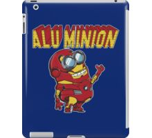 Minion Parody Aluminion iPad Case/Skin