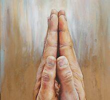 Prayer by Michelle Gerber