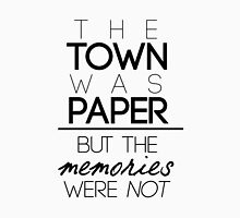 Paper Towns Quote Unisex T-Shirt