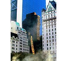 New York City reflections Photographic Print