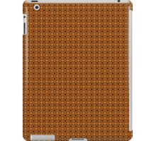 Gold Honeycomb iPad Case/Skin