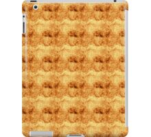 Gold Daisy Reflections iPad Case/Skin