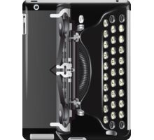 Vintage Typewriter Machine iPhone 4 Case / iPad Case /  iPhone 5 Case  / Samsung Galaxy Cases / Pillow / Tote Bag  iPad Case/Skin