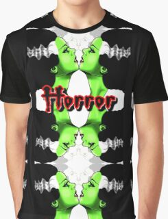 The Horror The Evil Graphic T-Shirt