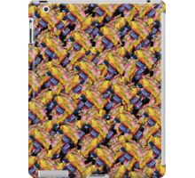Digital Fall Maple Leaves iPad Case/Skin
