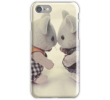 I Love You More Than Cheese iPhone Case/Skin