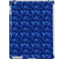 Currents In a Lazy Blue River iPad Case/Skin