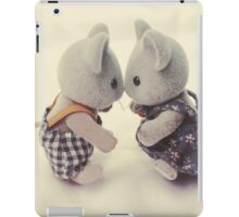 I Love You More Than Cheese iPad Case/Skin