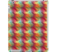 Colorful Liquid Mirco Dots iPad Case/Skin