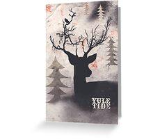 Yuletide Greeting Card