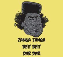 Zanga zanga by alsadad