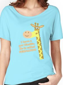 My Pet Giraffe Women's Relaxed Fit T-Shirt