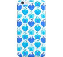 Hozuki (Blue) iPhone Case/Skin