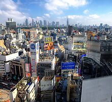"""Good morning, Tokyo!"" (Japan) by Paul Ryan"