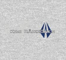 Kimi Raikkonen - Iceman (Finland Colours) Kids Clothes