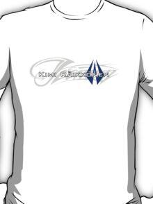 Kimi Raikkonen - Iceman (Finland Colours) T-Shirt