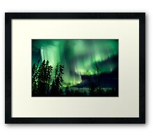 Nov 13th/12 Auroras Framed Print