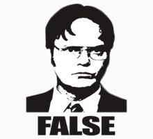 Dwight Schrute - False by Weeknd