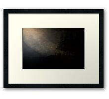 One Winter's Eve Framed Print
