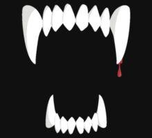 Werewolf Fangs by J Whitehouse