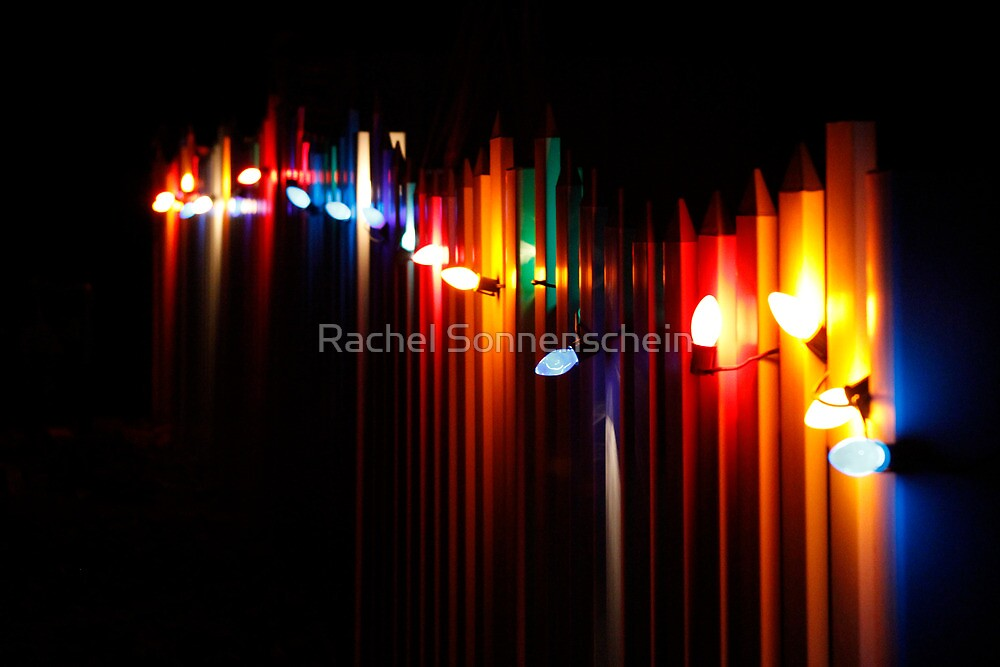 Rainbow Connection by Rachel Sonnenschein