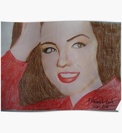 Thalia ...the pretty woman.... Poster