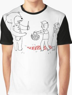 Picnic Bandit Graphic T-Shirt