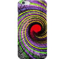 Random swirl pattern case 2 iPhone Case/Skin