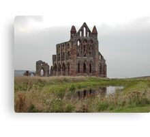 Whitby Abbey North Yorkshire Canvas Print