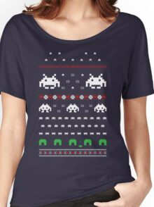 Holiday Invaders Women's Relaxed Fit T-Shirt