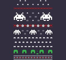 Holiday Invaders Long Sleeve T-Shirt