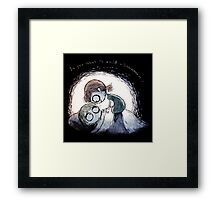 Do You Want For Build Snowman Christmas Framed Print