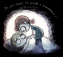 Do You Want For Build Snowman Christmas by BojoSen