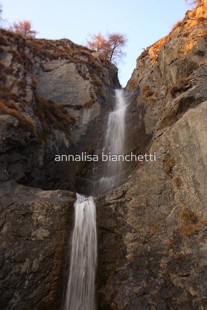 Waterfall 5 by annalisa bianchetti