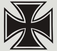 Iron cross by Designzz