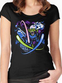 King Jojo Women's Fitted Scoop T-Shirt
