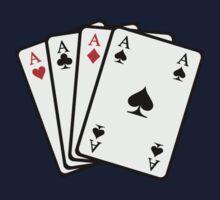 Poker cards Kids Tee