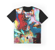 the nordic summer night Graphic T-Shirt