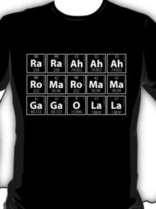 The Science Of The Poker Face T-Shirt