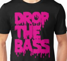 Drop The Bass (Melt) Unisex T-Shirt