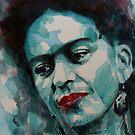 Frida Kahlo by LoveringArts