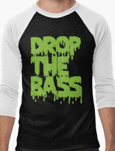 Drop The Bass (Melt) [neon] Men's Baseball ¾ T-Shirt