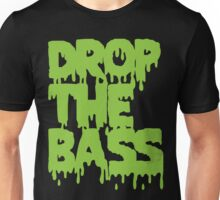 Drop The Bass (Melt) [neon] Unisex T-Shirt