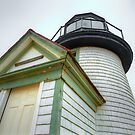 Brand Point Lighthouse by Bruce Taylor