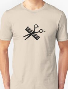 Comb & Scissors T-Shirt