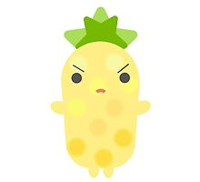 Hangry Pineapple by sohangry