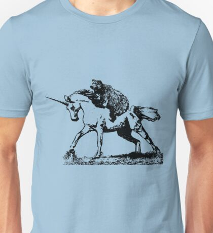 In search of the elusive unicorn  Unisex T-Shirt