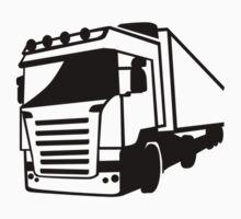 Truck Kids Clothes