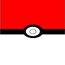 Pokemon Pokeball iPad Case by s0ph13c