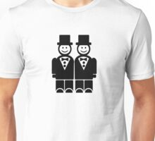 Gay Wedding Unisex T-Shirt
